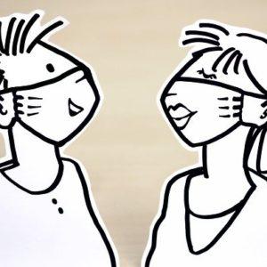 Schutzmasken & Co.